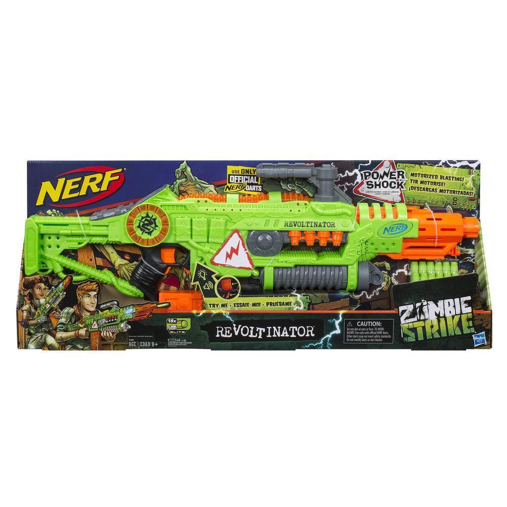 Nerf Zombie Strike  Revoltinator - Hasbro - E3061