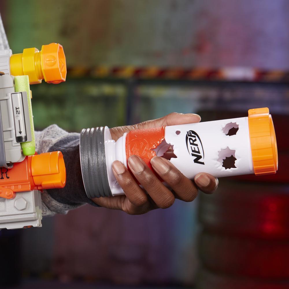 Nerf Zombie Strike Survival Scravenger - Hasbro-  E1735