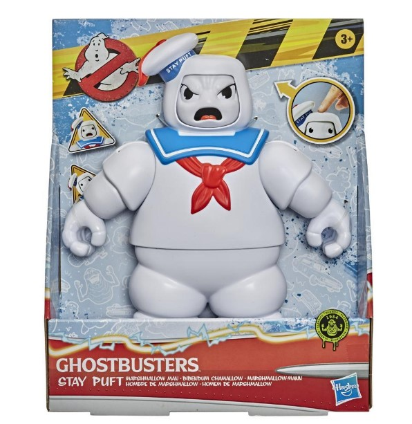 Os Caça Fantasma Homem de Marshmallow Ghostbusters Hasbro