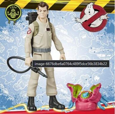 Os Caça Fantasmas Ray Stantz Ghostbusters Hasbro