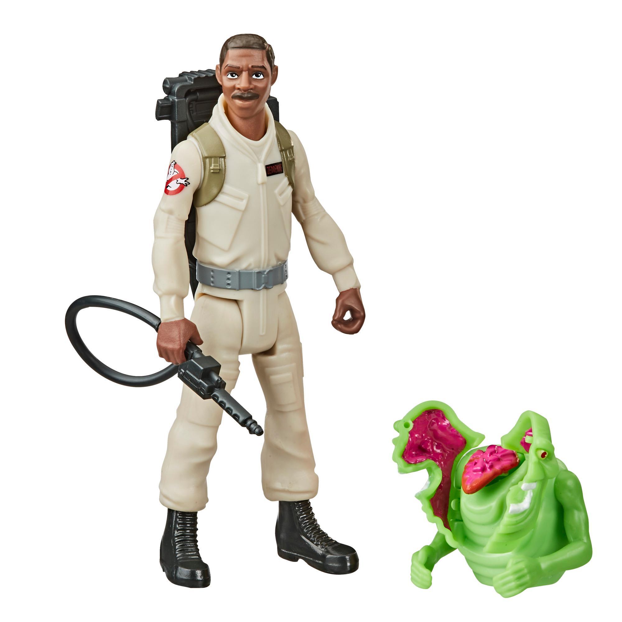 Os Caça Fantasmas Winstone Zeddemor Ghostbusters Hasbro