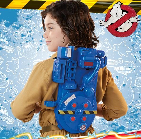 Os Caça Mochila de Prótons Ghostbusters Hasbro