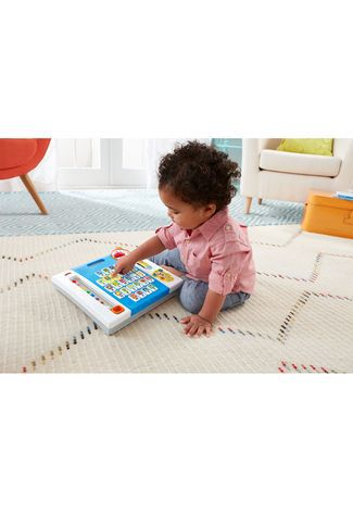 Painel Aprendendo o ABC - Fisher Price Aprender e Brincar