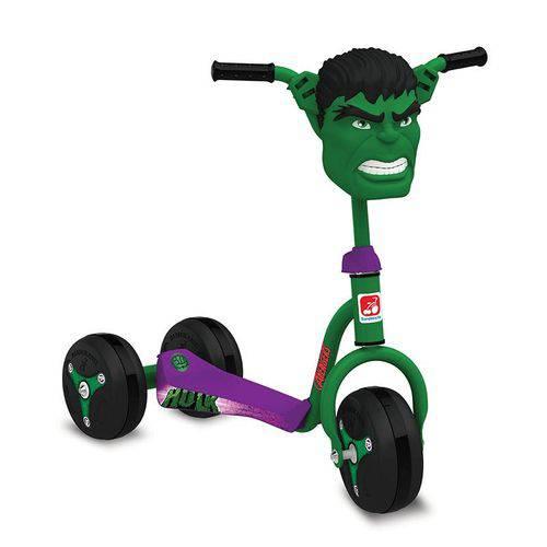 Patinete Hulk Bandeirante - 3006