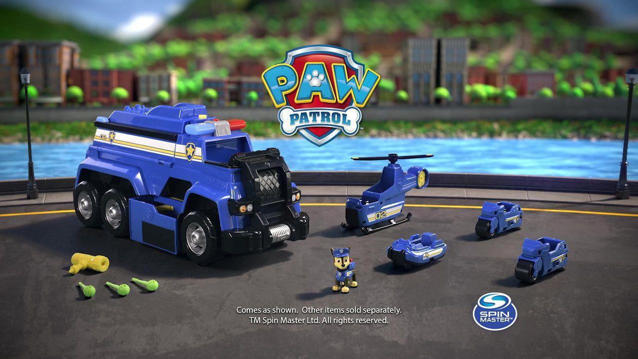 Patrulha Canina - Chase Ultimate Police Cruiser - Sunny