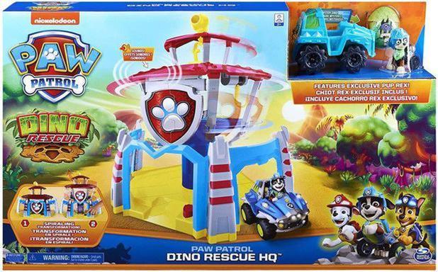 Patrulha Canina - Dino Rescue HQ - Sunny