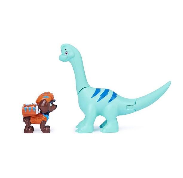 Patrulha Canina Dino Rescue Zuma e Brontosaurus Sunny