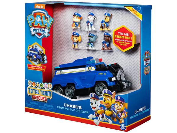 Patrulha Canina - Team Police Cruiser - Sunny