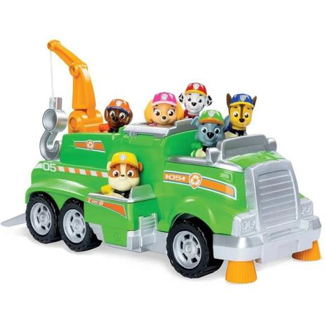 Patrulha Canina - Team Recycling Truck - Sunny