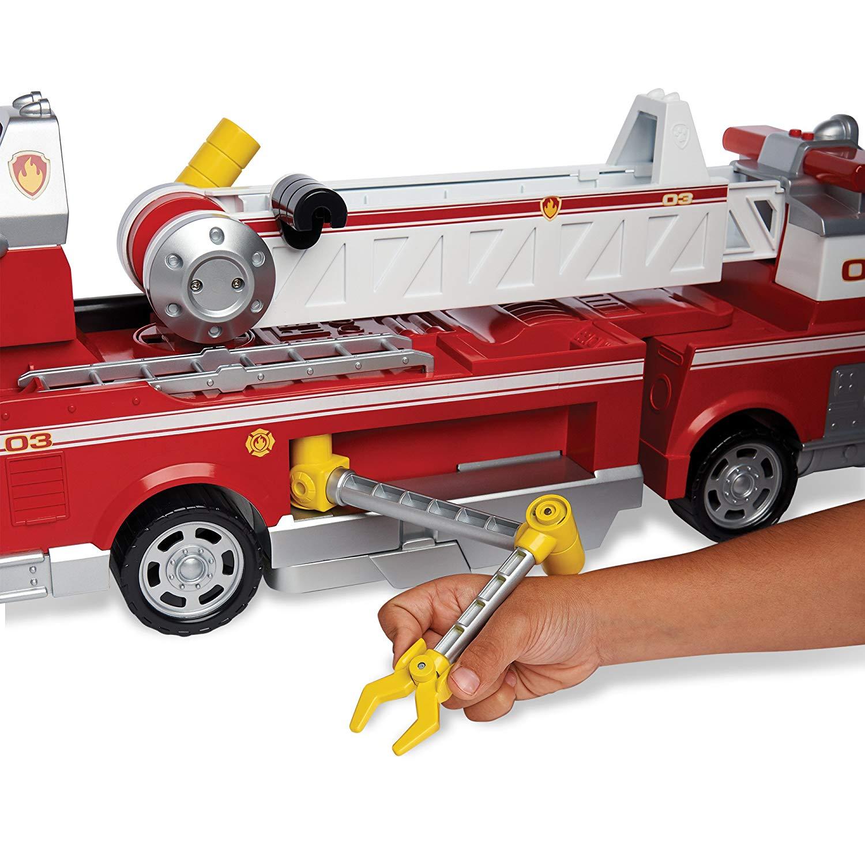 Patrulha Canina Ultimate Fire Truck - Sunny -1387