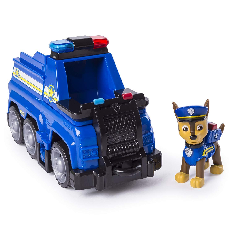 Patrulha Canina Ultimate Rescue Chase Police Cruiser - Sunny -1391