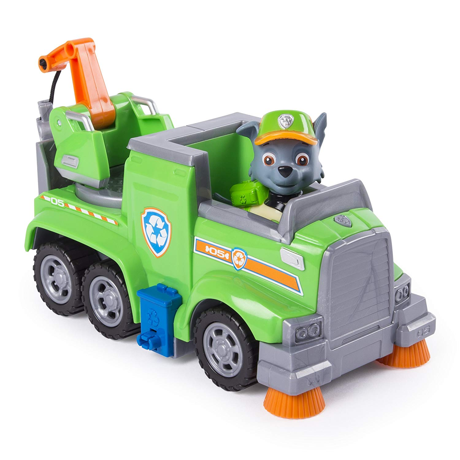 Patrulha Canina Ultimate Rescue Rocky Recycle Truck - Sunny -1391