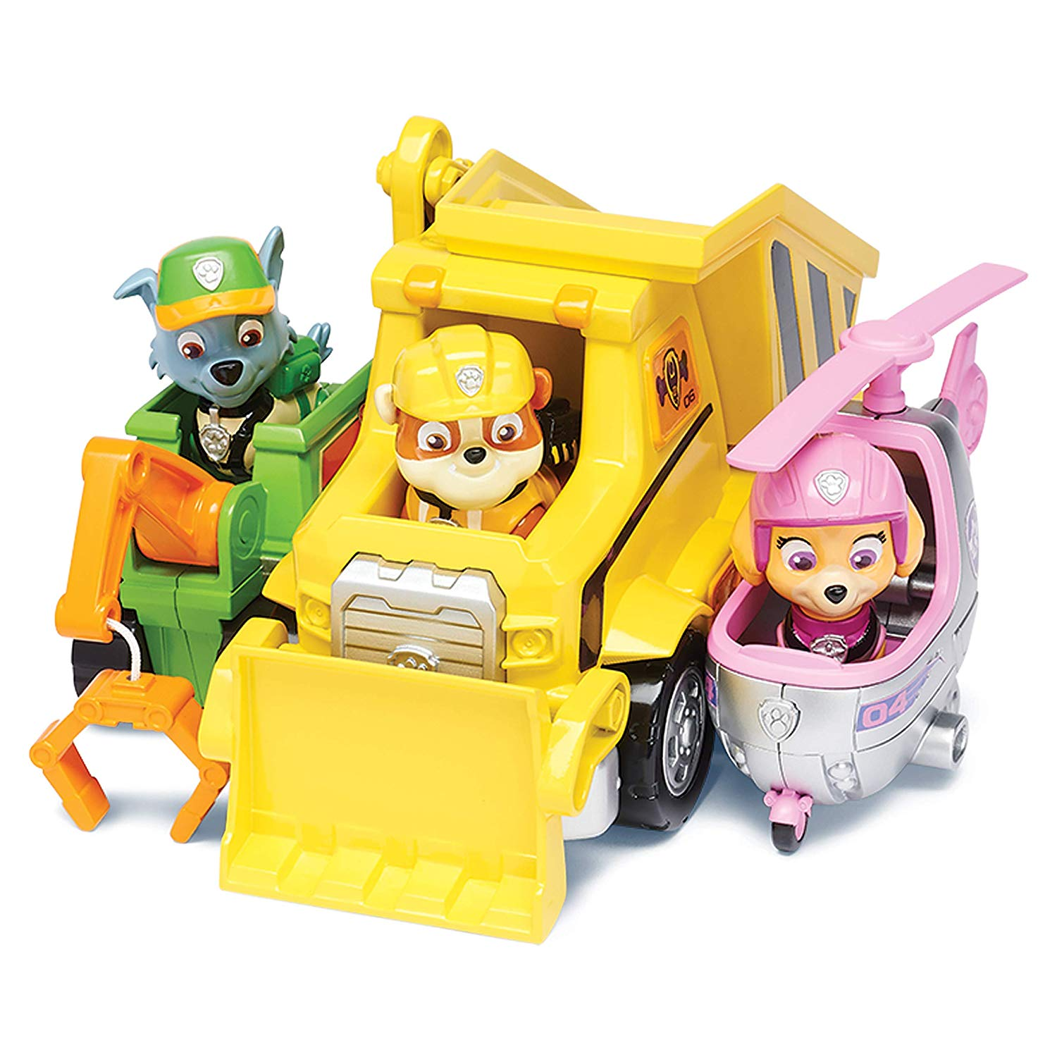 Patrulha Canina Ultimate Rescue Rubble Bulldozer - Sunny -1391