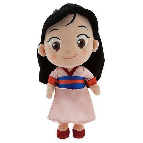 Pelúcia Disney Princesa Mulan-DTC-4344