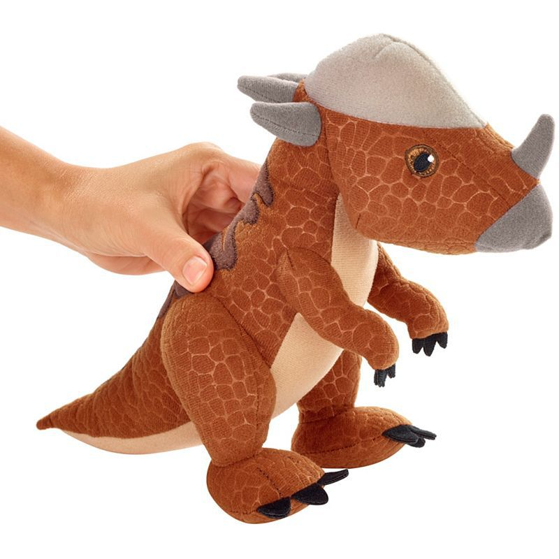 Pelúcia Jurassic World Stygimoloch-Mattel-FMM55
