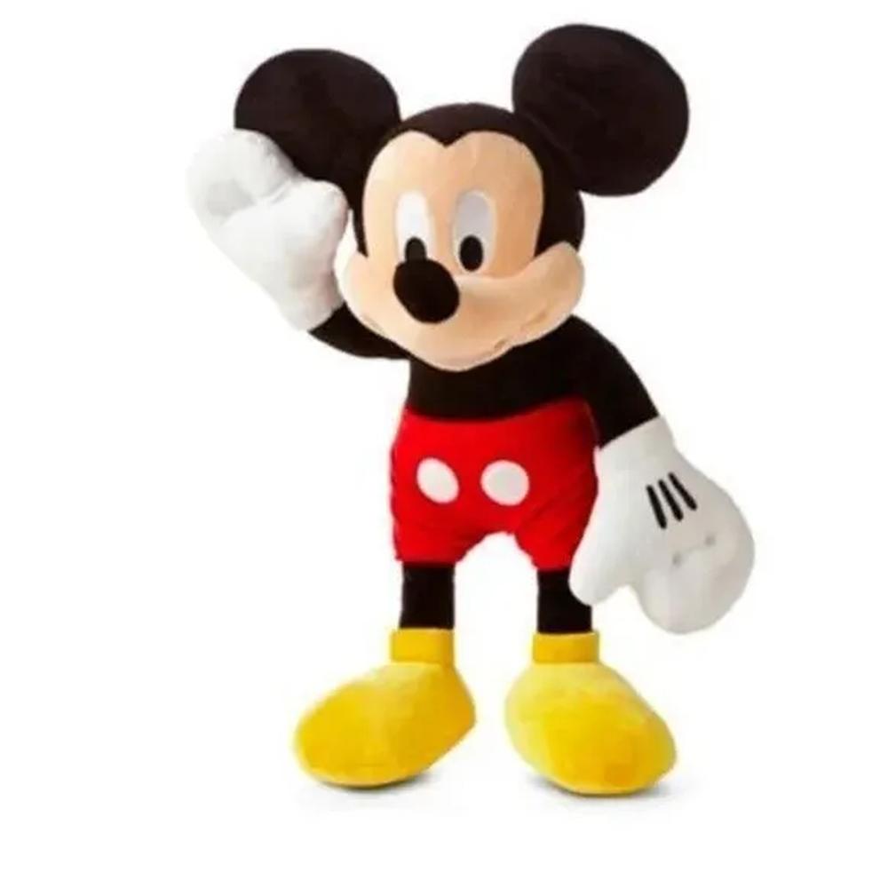 Pelúcia Mickey Mouse Disney com Som Multikidis