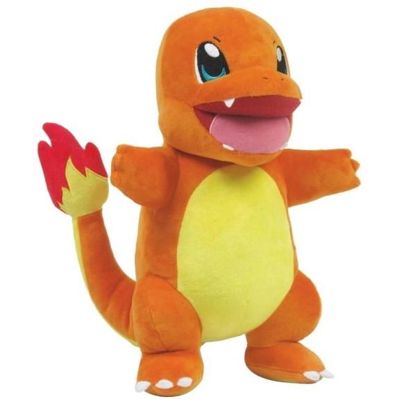 Pelúcia Pokémon Charmander Com Luz E Som Sunny 2611