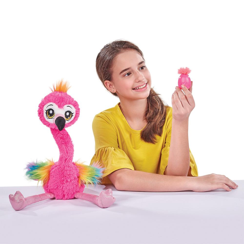 Pets Alive  Frankie o flamingo Candide