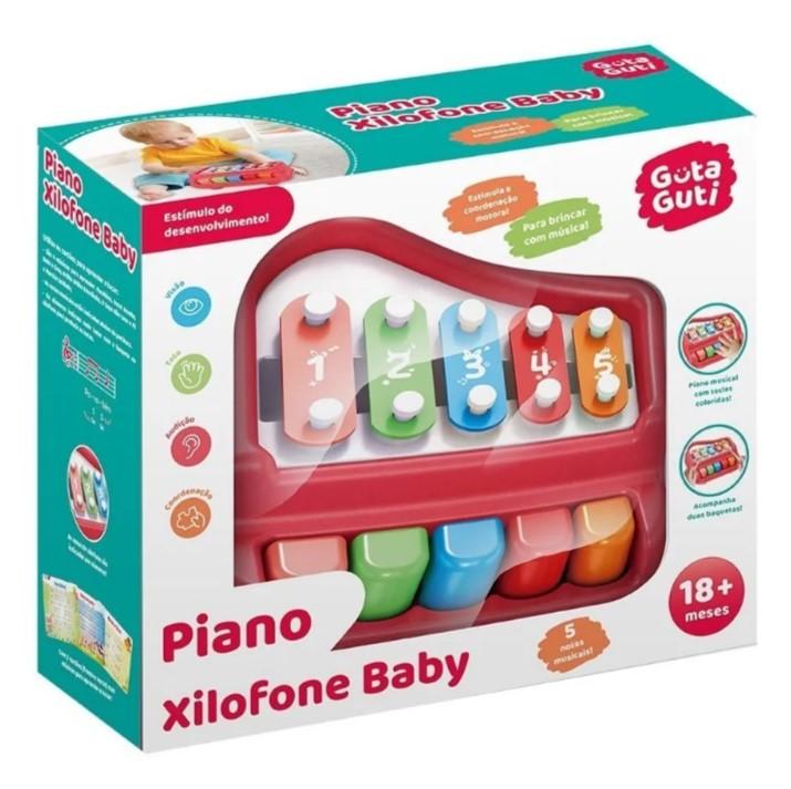 Piano Xilofone  Baby Guta Guti DMB5803