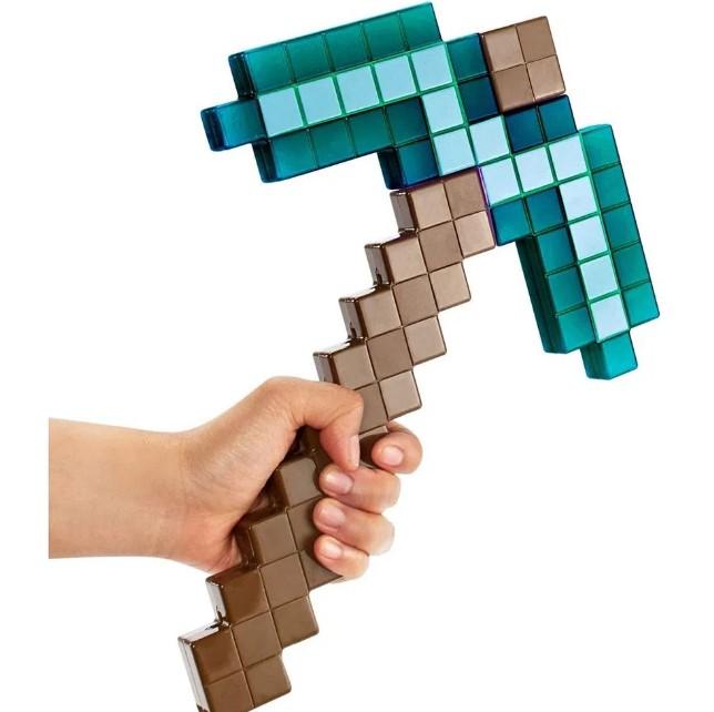 Picareta de Diamante Minecraft Mattel