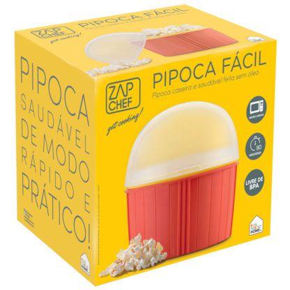 PIPOQUEIRA DE MICROONDAS ZAP CHEF -DTC- 3864