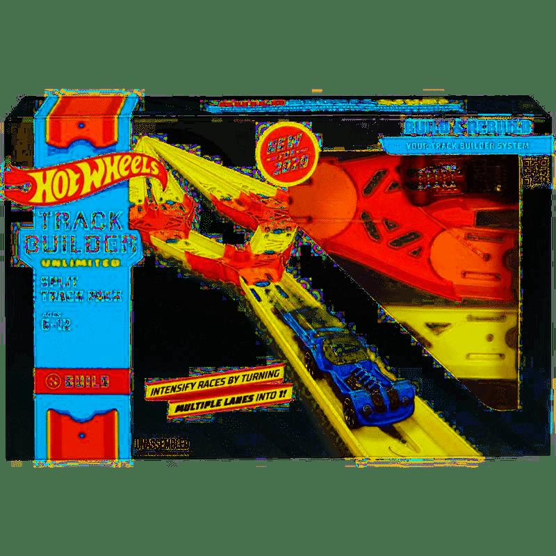 Pista Hot Wheels Conjunto de Ligações Mattel
