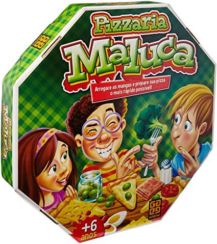Pizzaria Maluca - GROW