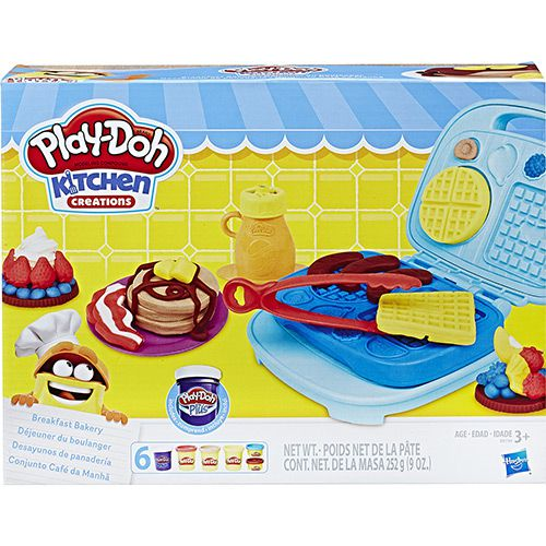 Play-Doh  Conjunto Café da Manhã - Hasbro - B7939