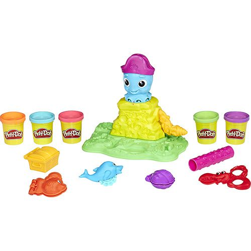 Play-Doh Conjunto Polvo Divertido - Hasbro - E0800