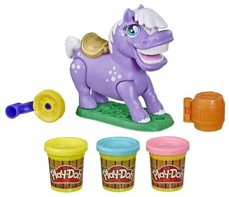 Play Doh Farm Ponei de Rodeio Hasbro E6726