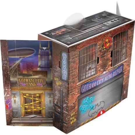Playset Conjunto Surpresa - Gothan City -Imaginext