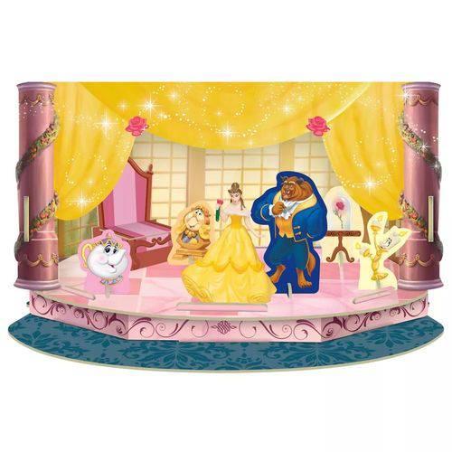 Playset Momentos Magicos Princesas Disney Bela - Estrela