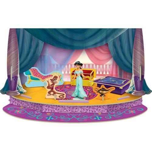 Playset Momentos Magicos Princesas Disney Jasmine - Estrela