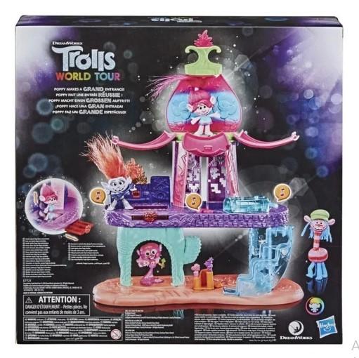 Playset Trolls Concerto Interativo Hasbro