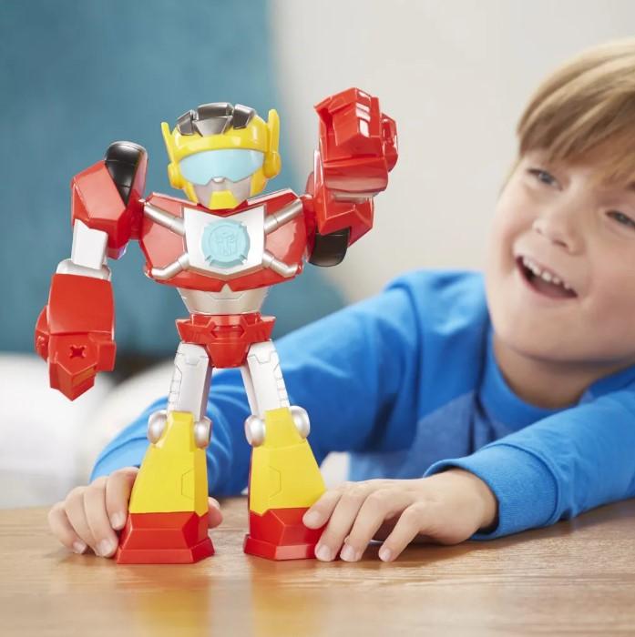 Playskool Transformers Mega Mighties Hot Shot - Hasbro - E4131