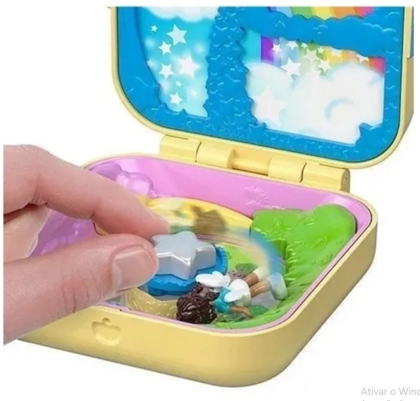 Polly Pocket Mundo de Unicórni Mattel GDK76/GDK78