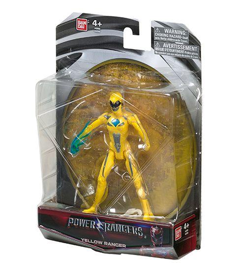 Power Rangers: Saban's - Ranger Amarelo - Sunny - 1250