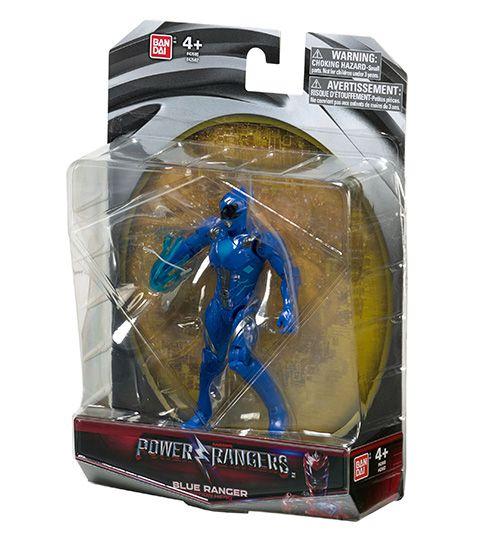 Power Rangers: Saban's - Ranger Azul - Sunny - 1250