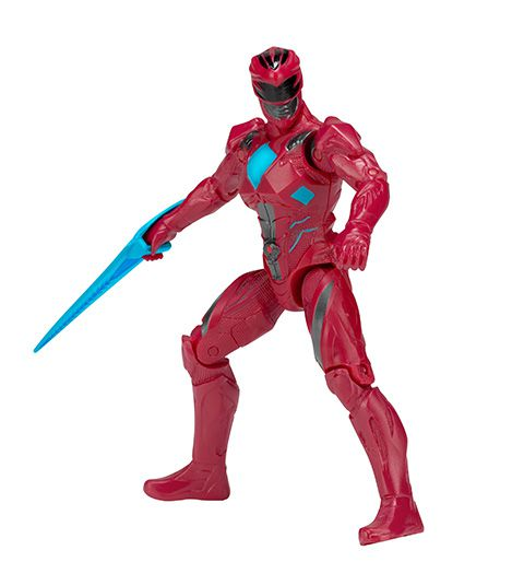 Power Rangers: Saban's - Ranger Vermelho - Sunny - 1250