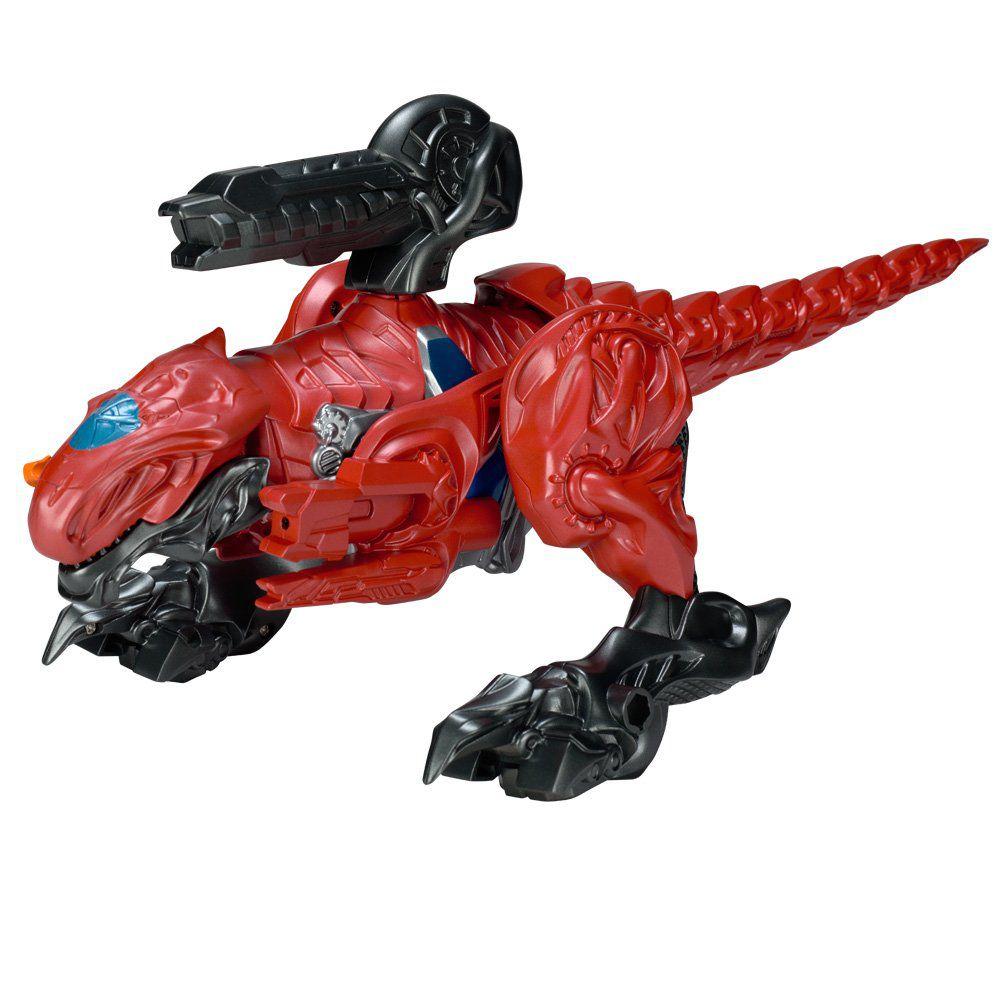 Power Rangers T-Rex Batalha zord Ranger Vermelho - Sunny - 1254