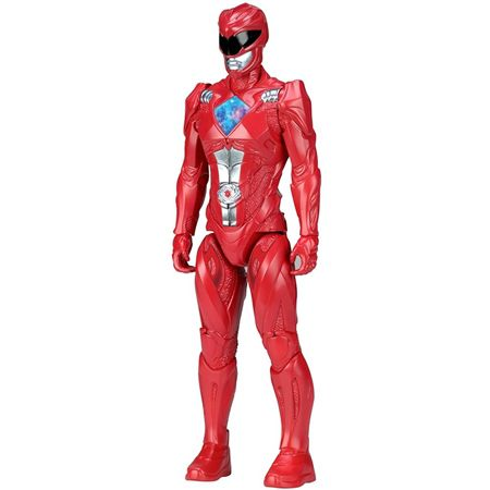 Ranger Vermelho Power Rangers Figura 30cm - Sunny - 1258