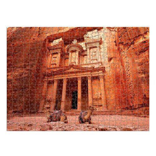Quebra-cabeça Petra 500 Peças Estrela