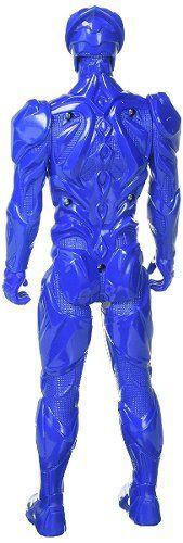 Ranger Azul Power Rangers Figura 30cm - Sunny - 1258