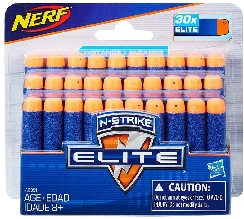 Refil Nerf Elite Pack 30 A0351
