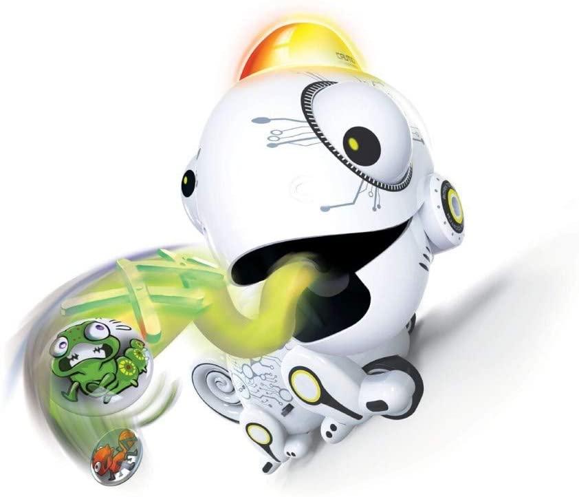 Robô Camaleão Dtc Controle Remoto Lançamento