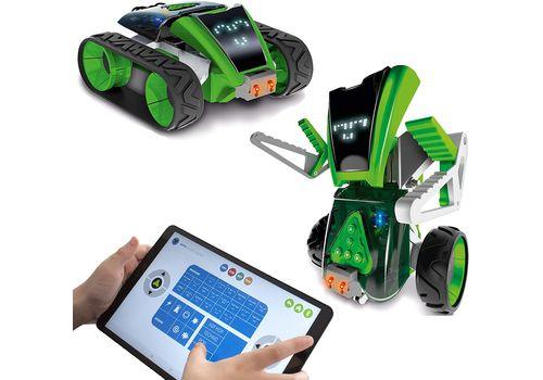 Robô de brinquedo Xtrem Bots Mazzy construível e programável Fun