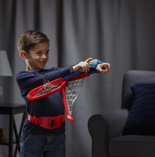 Spider Man Filme Kit Asas De Teia