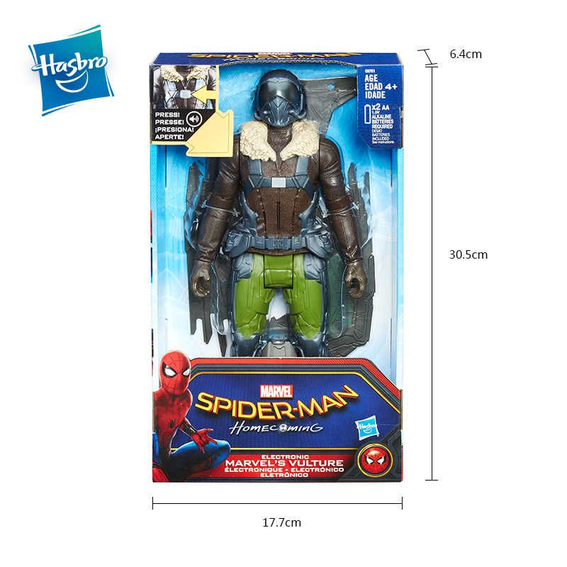 Homem Aranha Homecoming Electronic Vulture - Hasbro - C0701