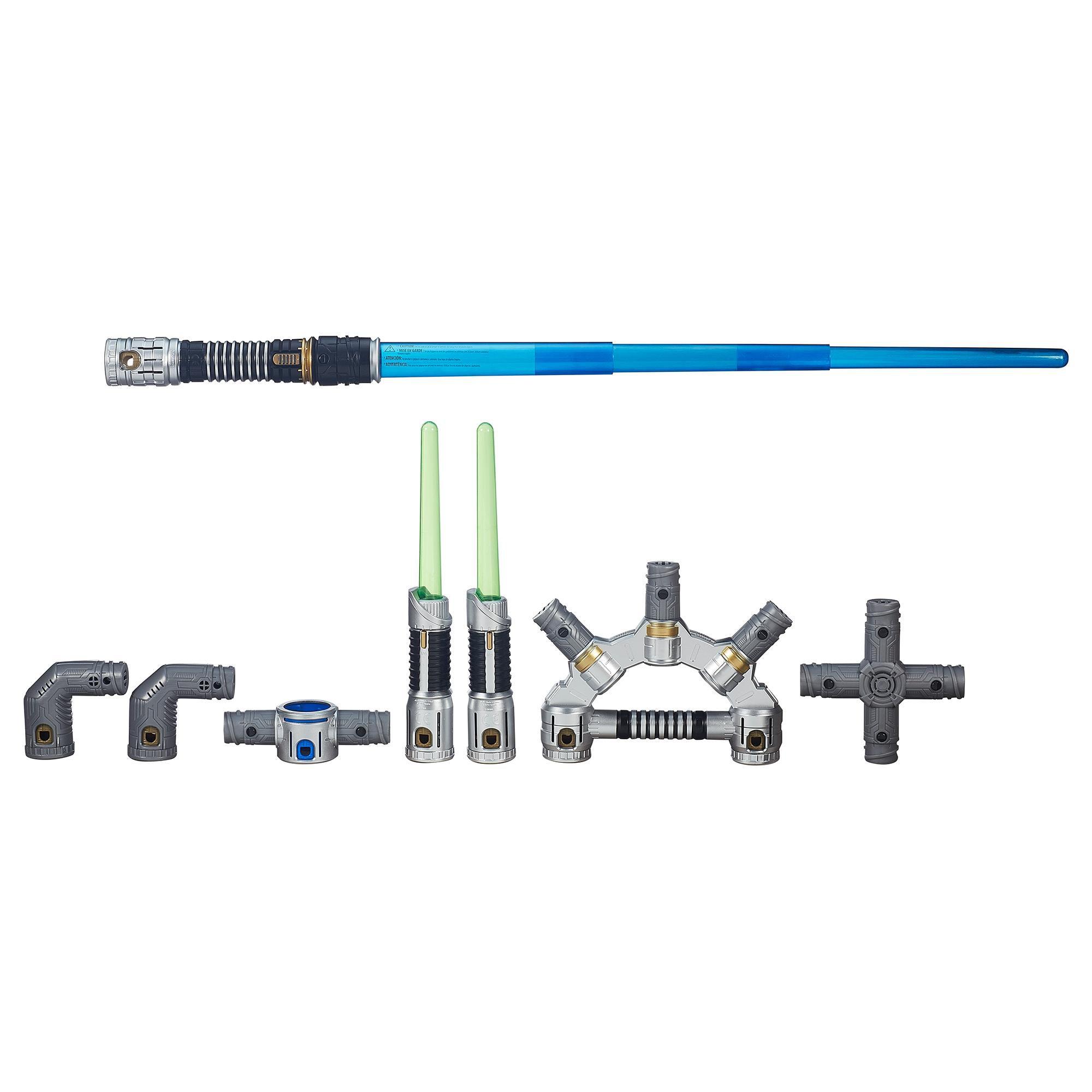 Star Wars Bladebuilders Sabre de Luz de Mestre Jedi - Hasbro - B2949