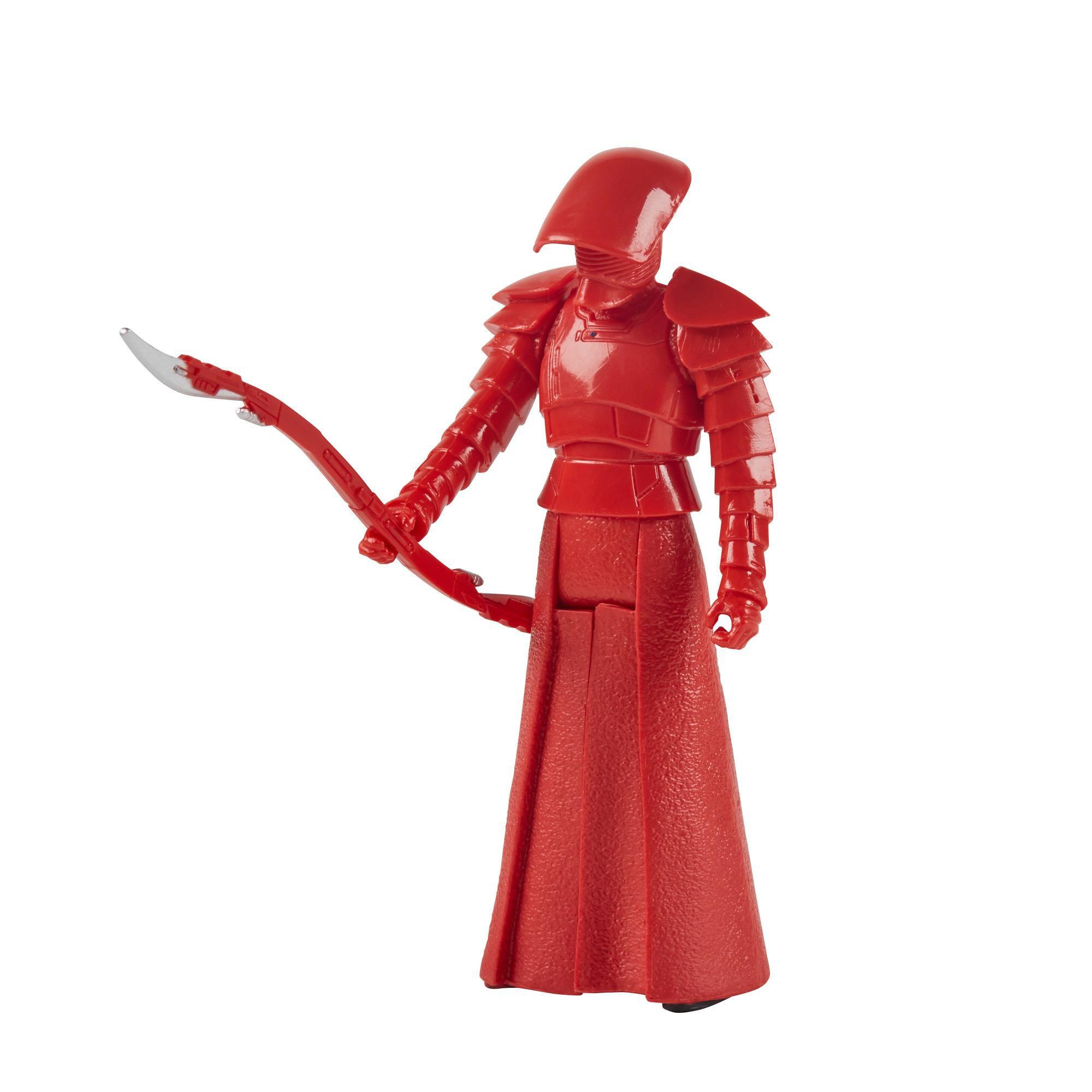 Star Wars Rey (Treinamento Jedi) e Elite Praetorian Guard 2-Force Link- Hasbro- C1242